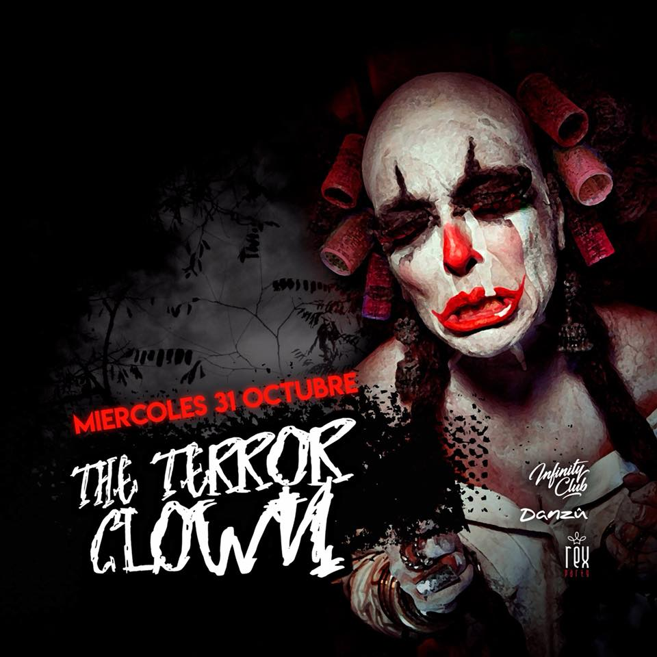 danzû music the terror clown halloween